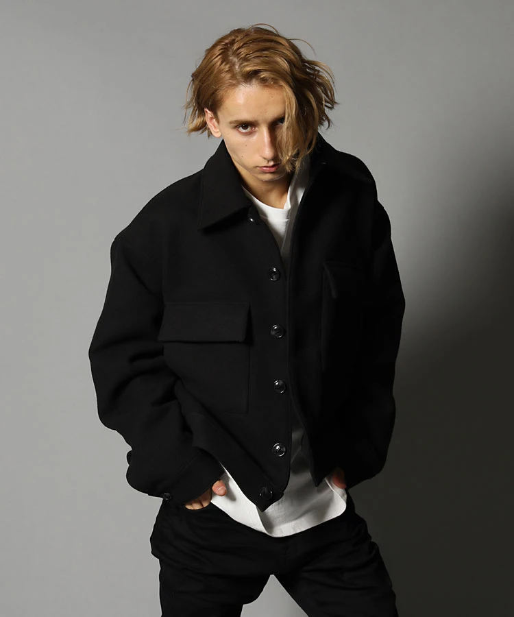 JACKROSE(ジャックローズ) |GA P/WOOL MILITARY BLOUSON