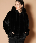 JACKROSE(ジャックローズ) |B-TRS JQ HOODED FAR BLOUSON